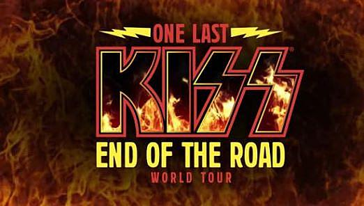 kiss end of the road tour 2020